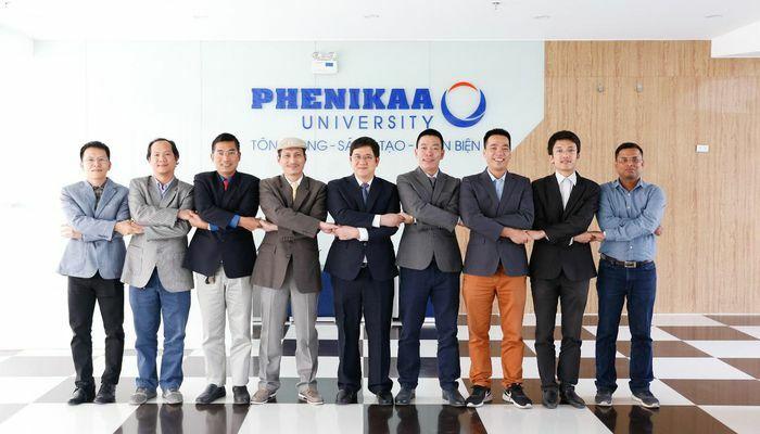 Trường Đại học Phenikaa – Ngôi nhà chung của các nhà nghiên cứu khoa học uy tín