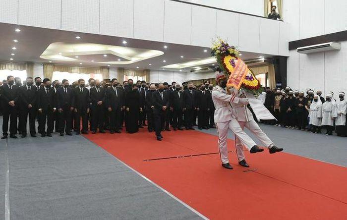 Tổ chức trọng thể lễ tang đồng chí Trương Vĩnh Trọng