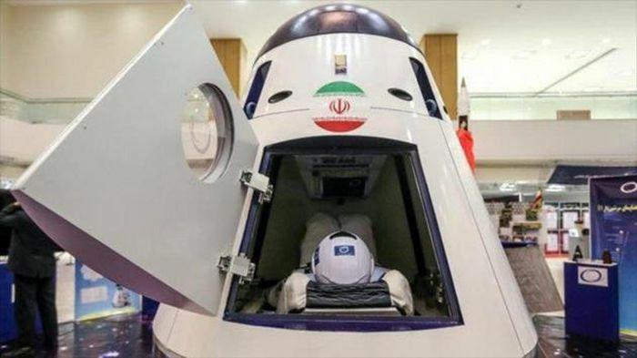 Iran xúc tiến sứ mệnh phóng tàu vũ trụ có người lái đầu tiên lên vũ trụ