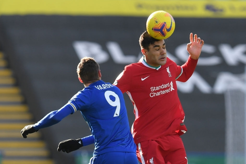 Leicester 3-1 Liverpool: Thêm một thảm họa