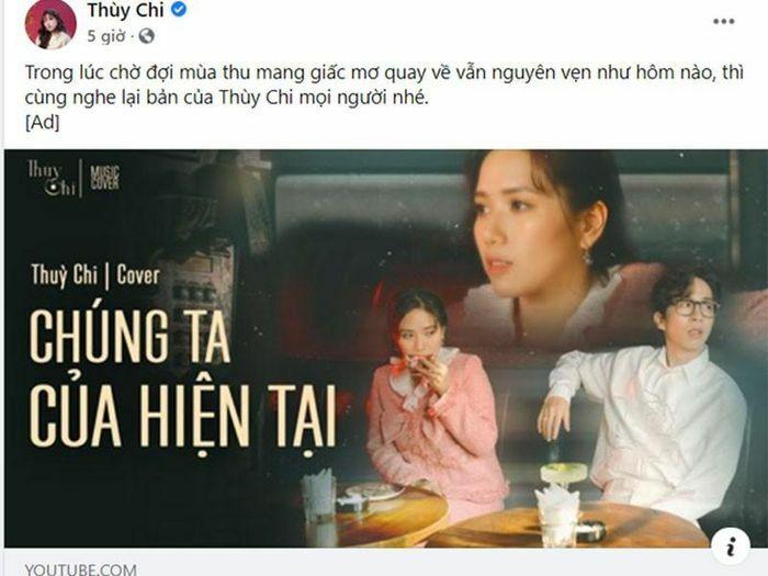 """Soi sự nghiệp của Thùy Chi trước ồn ào """"ké fame"""" Sơn Tùng M-TP"""