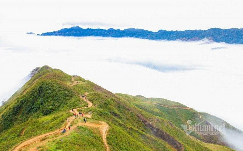 """Kho báu cổ của người Mông ẩn hiện trong """"Thiên đường mây"""""""