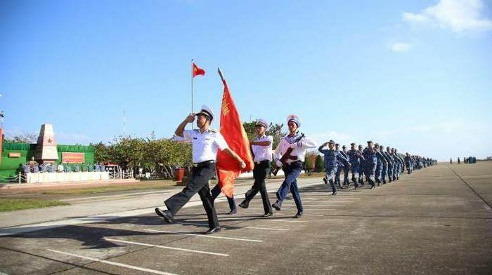 Các đơn vị khối đảo, Lữ đoàn 146 Hải quân ra quân huấn luyện năm 2021