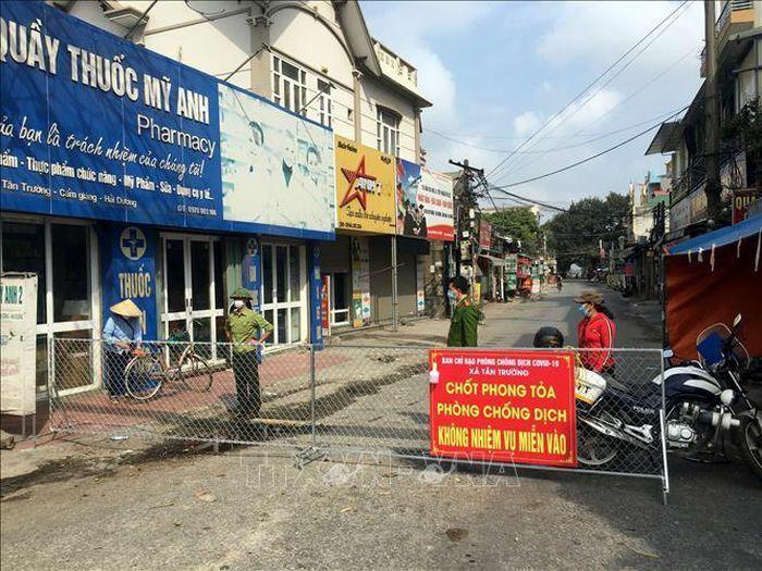 Thực hiện cách ly xã hội toàn tỉnh Hải Dương theo Chỉ thị 16 từ 0h ngày 16/2
