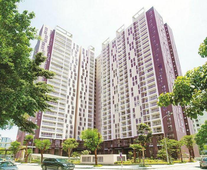 Công ty CP Đầu tư xây dựng Dân dụng Hà Nội – HCCI: Dấu ấn những công trình nhà ở khu đô thị mới Yên Hòa