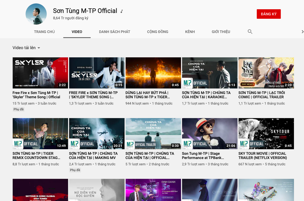"""MV của Sơn Tùng M-TP """"biến mất"""" trên YouTube vì bản quyền, fan tranh luận gay gắt"""