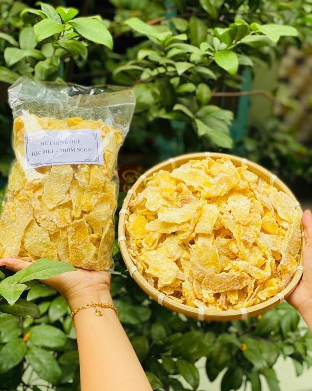 Những món bánh mứt Tết ở xứ Huế
