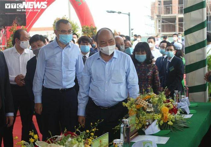 """Thủ tướng: Cần """"chiếc tổ"""" rõ ràng để thu hút """"đại bàng"""" cho Phú Yên"""