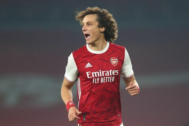 Arsenal sắp ký HĐ mới với David Luiz