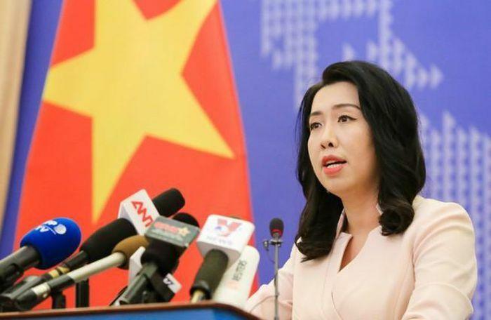 Phản ứng của Việt Nam về tình hình ở Myanmar