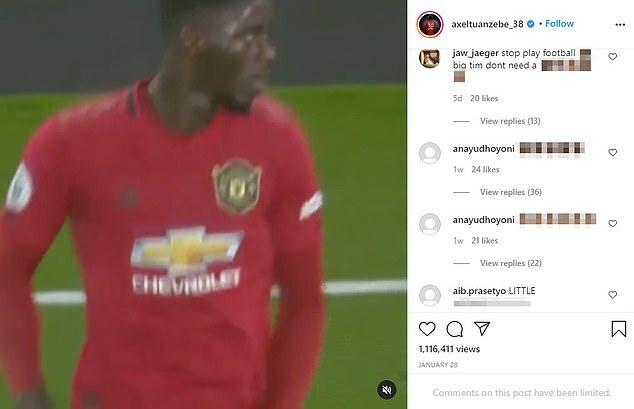 Sao M.U bị 'tổng sỉ vả' sau trận hòa Everton