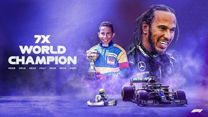 Lewis Hamilton và hành trình tìm kiếm ý nghĩa của chiến thắng