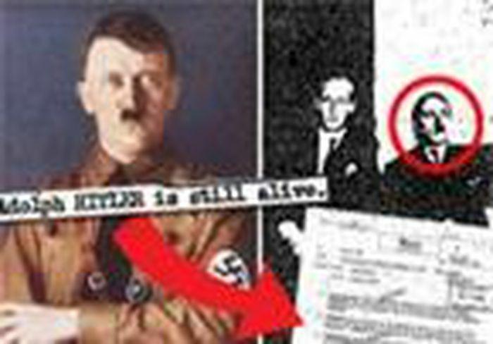 """Tài liệu của CIA hé lộ tin """"sốc"""" về trùm phát-xít Hitler"""