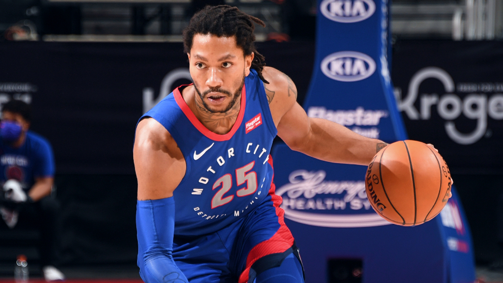 """Chính thức! """"Bông hồng"""" NBA chia tay Detroit Pistons, công bố bến đỗ mới"""