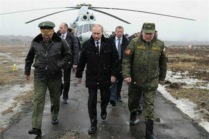 """Ông Putin: """"Nga sẽ không bỏ rơi Donbass cho dù thế nào"""""""