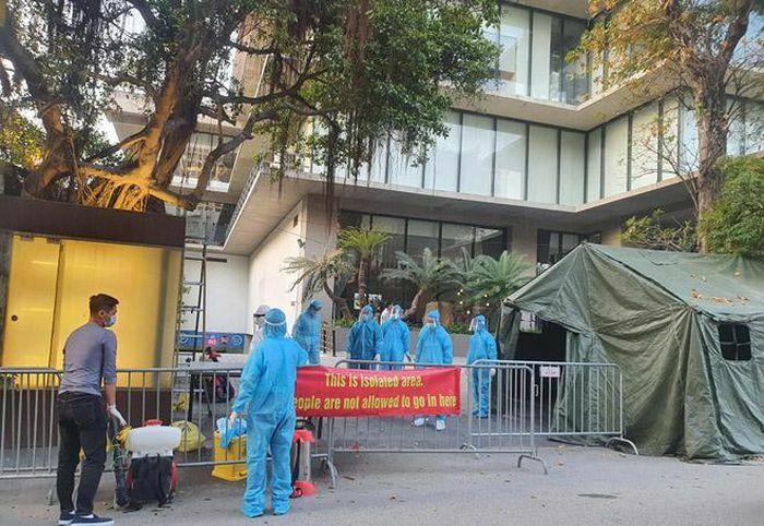 584 người là F1 của bệnh nhân người Nhật đã tử vong đều âm tính với virus SARS-CoV-2