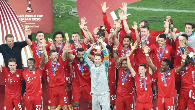Bóng đá hôm nay 12/2: MU mua sao Sporting Lisbon. Bayern vô địch FIFA Club World Cup