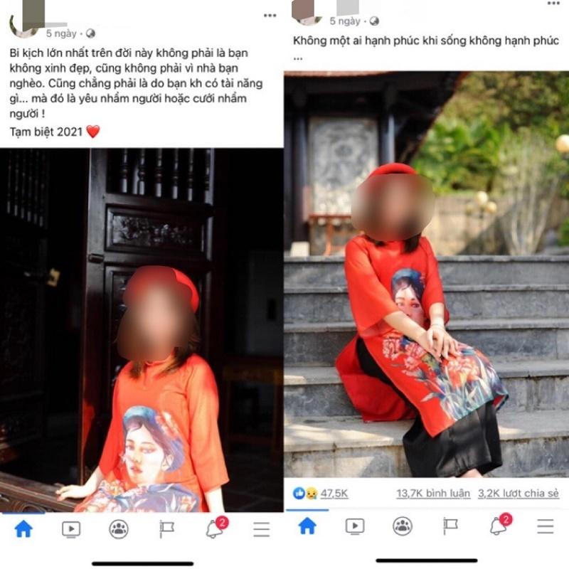 Cô gái 18 tuổi nhảy cầu chiều mùng 1 Tết: Gia đình hé lộ tình trạng của người chồng, 'mọi thông tin trên mạng chỉ là đồn thổi'