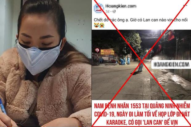 Hà Nội xử phạt 16 đối tượng tung tin sai sự thật liên quan đến dịch COVID-19