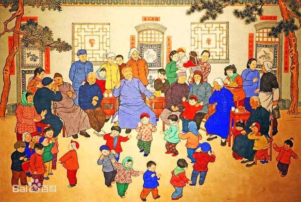 """1001 quy tắc chúc Tết của người Hoa: Làm """"Lễ tiễn nghèo"""", cấm phụ nữ đi chúc Tết, lạ lùng nhất là đóng cửa không tiếp khách"""