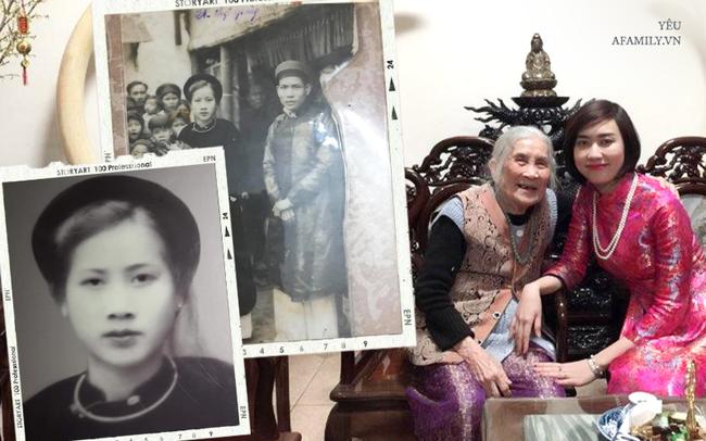 Bức ảnh cưới 83 năm trước và câu chuyện về cụ bà Hà Nội hơn 100 tuổi: Cuộc hôn nhân môn đăng hộ đối, người vợ sống một mình suốt 53 năm sau khi chồng qua đời!