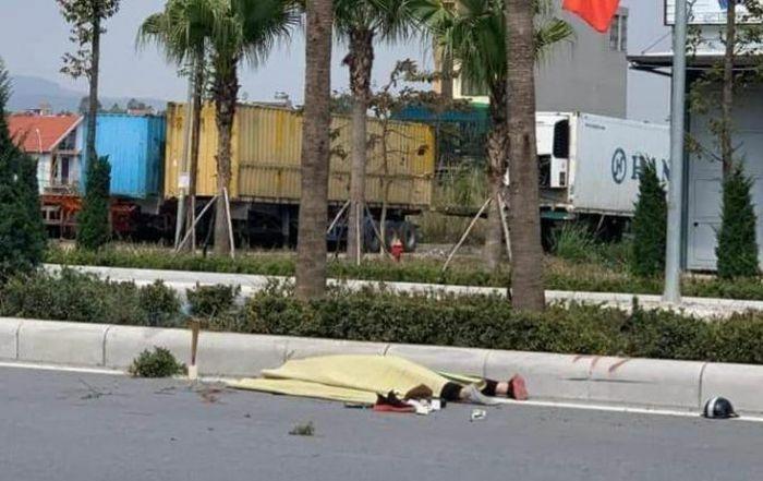 Quảng Ninh: Đâm vào dải phân cách, nam thanh niên tử vong tại chỗ