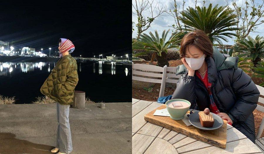 Hwang Jung Eum tích cực hoạt động trở lại sau ly hôn