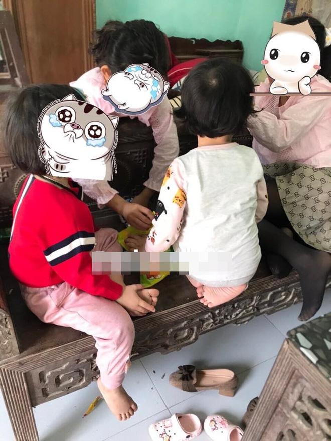 Nhìn cảnh 4 bé gái ăn Tết chung với nhau lần cuối, người mẹ tiết lộ lí do khiến tất cả rơi nước mắt