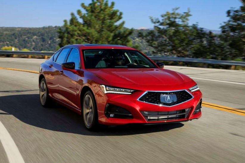 Acura tập trung vào tính thể thao thay vì làm xe điện