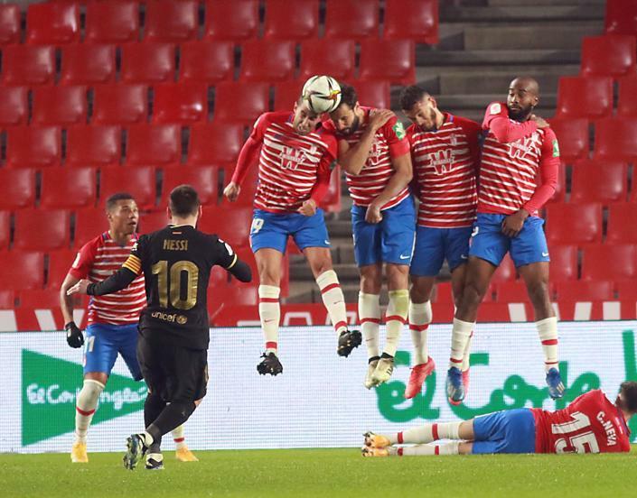 Griezmann bùng nổ: Barca sống dậy hi vọng hạ gục PSG