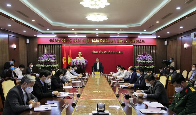 Quảng Ninh quyết tâm kiểm soát dịch trước ngày 28 Tết
