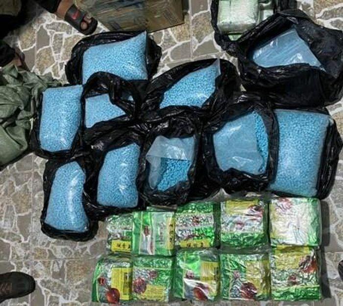 Công an TP.HCM phá 3 đường dây ma túy, thu giữ 217kg ma túy
