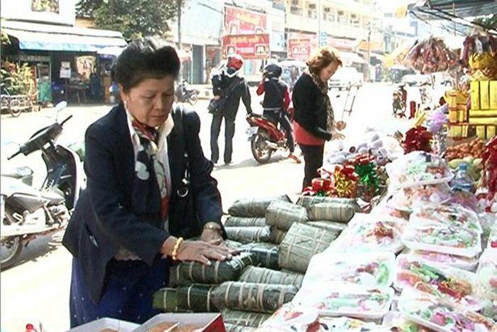 Tết của người Việt ở Thủ đô Vientiane