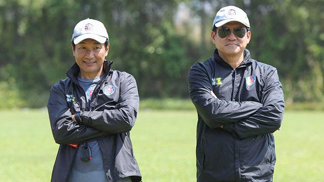 Sài Gòn FC giao tương lai cho ê kíp Nhật Bản