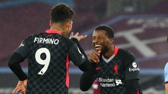 Salah rực sáng, Liverpool thổi bay West Ham