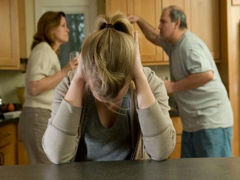 Mong ước bố mẹ không còn cãi vã