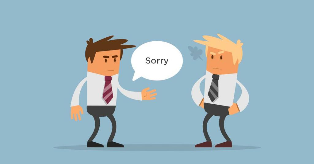 Sai lầm không đáng sợ, đáng sợ là sai lầm vô ích: Làm gì khi mắc lỗi trong công việc?