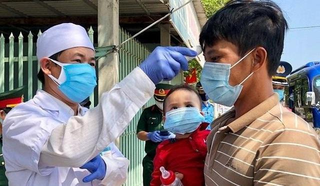 Quảng Ngãi: Người cách ly tập trung dịp Tết được hỗ trợ 500.000 đồng