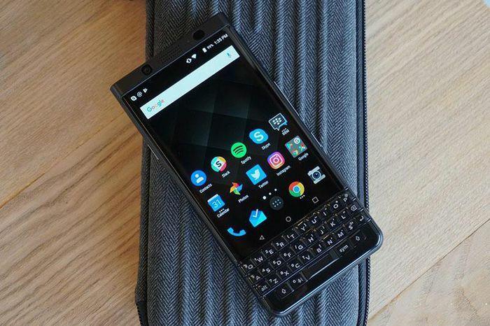 Bảng giá điện thoại BlackBerry tháng 2/2021