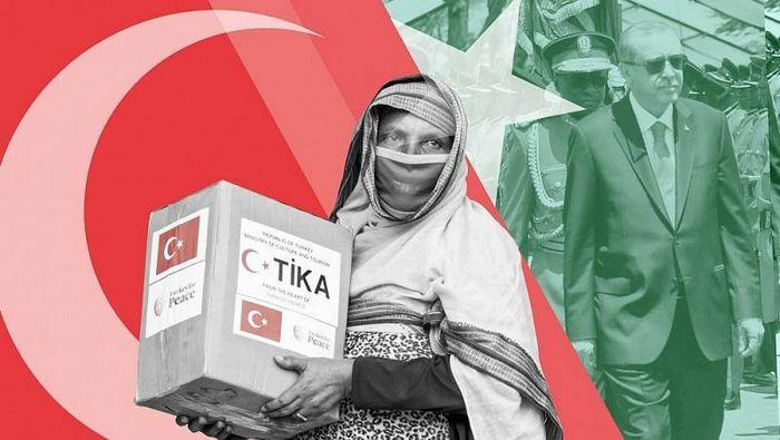 """Chiến lược ngoại giao """"xông xáo"""" của Thổ Nhĩ Kỳ tại châu Phi"""