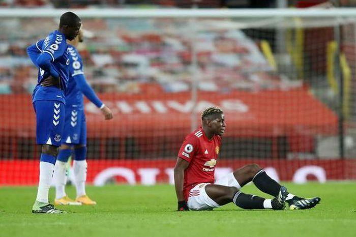 MU lâm nguy vì chấn thương của Paul Pogba