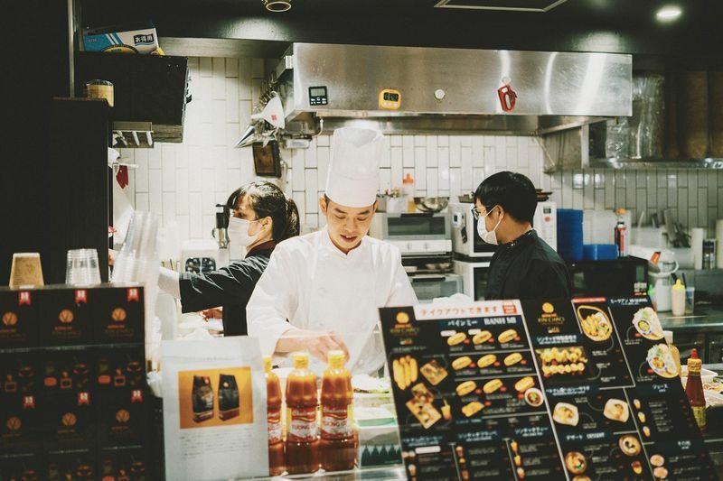 Chàng đầu bếp Việt nấu món truyền thống Nhật giành huy hiệu vàng