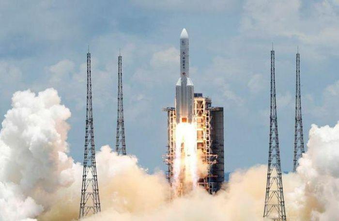 Tàu vũ trụ Thiên Vấn 1 của Trung Quốc đi vào quỹ đạo sao Hỏa