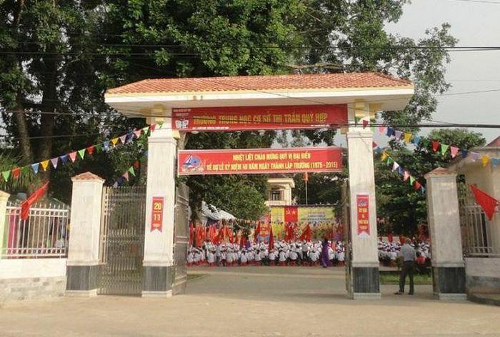 Vụ thầy giáo bị kỷ luật vì tát học sinh ở Nghệ An: Không tát 19 học sinh