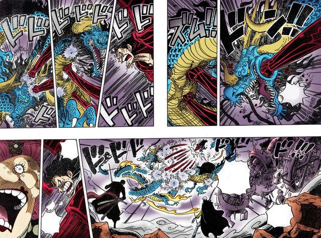 One Piece: Dạng nửa người nửa rồng của Kaido sẽ mạnh mẽ đến mức nào?