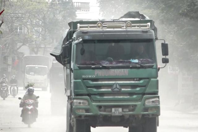 Bí ẩn những chiếc xe quá khổ quá tải tung hoành ở quốc lộ 21A tỉnh Hà Nam