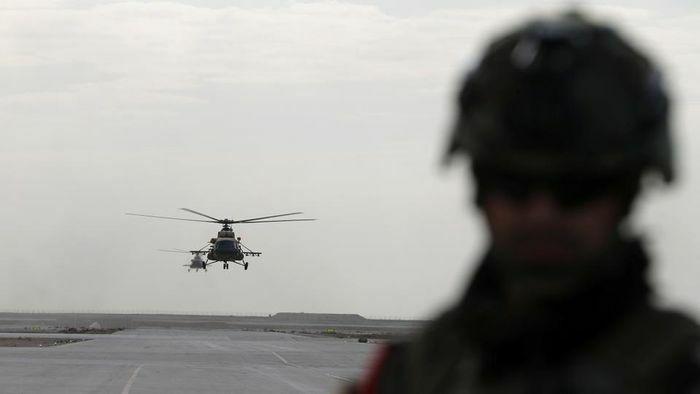 Bốn quả rocket tấn công vào căn cứ không quân của Iraq có nhà thầu Mỹ