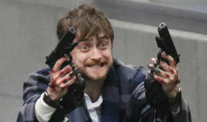 Vì sao Daniel Radcliffe thường nhận vai quái dị sau Harry Potter?