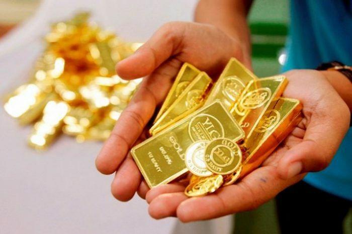 Giá vàng hôm nay 7/2: Vàng tăng nhẹ vào cuối tuần