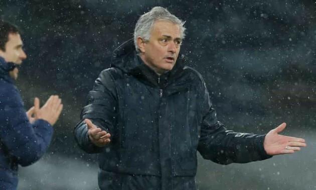 Không phải Eric Dier, Mourinho đã thua vì lựa chọn sai lầm